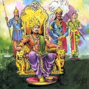 pandit and king story in hindi