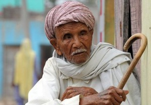 Indian old man story