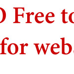 Best SEO Free tools for websites