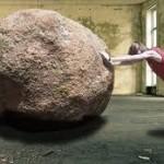 मानव जब जोर लगाता है , पत्थर पानी बन जाता है |